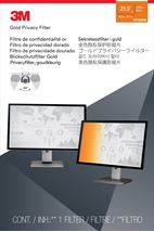 Image de 3M GF215W9B Filtre de confidentialité sans bords pour ord ... (98044064412)