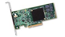 Image de Broadcom SAS 9300-8i SGL carte et adaptateur d'interfaces m ... (LSI00344)