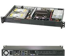 Image de Supermicro SuperServer 5019C-L Intel C242 LGA 1151 (Empla ... (SYS-5019C-L)