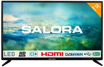 "Image de Salora 2100 series TV 61 cm (24"") HD Noir (24LTC2100)"