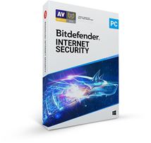 Image de Bitdefender Internet Security 1Y 1PC (CR_IS_1_12_BE)