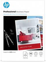 Image de HP papier jet d'encre A4 (210x297 mm) Gloss 150 feuilles Blan ... (7MV83A)