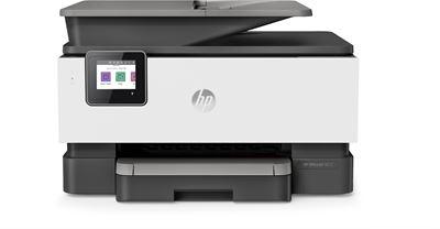 Image sur HP OfficeJet Pro 9012 All-in-one wireless printer Print,Scan,C ... (1KR50B)