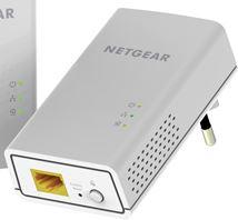 Image de Netgear PL1000 1000 Mbit/s Ethernet/LAN Blanc 2 pièce(s ... (PL1000-100PES)