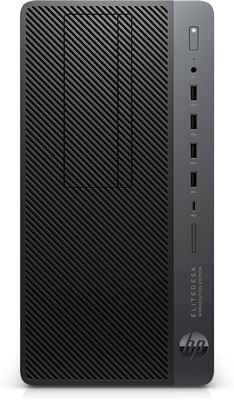 Image sur HP EliteDesk 705 G4 AMD Ryzen 7 PRO 2700X 16 Go DDR4-SDRAM 51 ... (6TL46EA)
