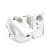 Image de TP-LINK Adaptateur réseau CPL 1000 Mbit/s Ethernet/LA ... (TL-PA7017P KIT)