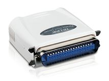 Image de TP-LINK Single Parallel Port Fast Ethernet Print Server ser ... (TL-PS110P)