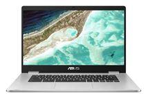 Image de ASUS Chromebook C523NA-EJ0169-BE Argent 39,6 cm (15.6 ... (90NX01R1-M01980)