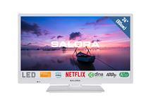 "Image de Salora 6500 series TV 61 cm (24"") HD Smart TV Blanc (24HSW6512)"
