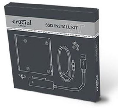 Image sur Crucial SSD Install Kit Kit de montage (CTSSDINSTALLAC)
