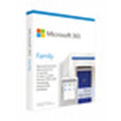 Image sur Microsoft 365 Family Win/Mac (Dutch) (6GQ-01149)