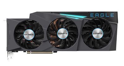 Image sur Gigabyte carte graphique NVIDIA GeForce RTX 30 ... (GV-N3080EAGLE OC-10GD)