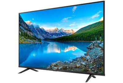 """Image sur TCL TV 139,7 cm (55"""") 4K Ultra HD Smart TV Wifi Noir (65P618)"""