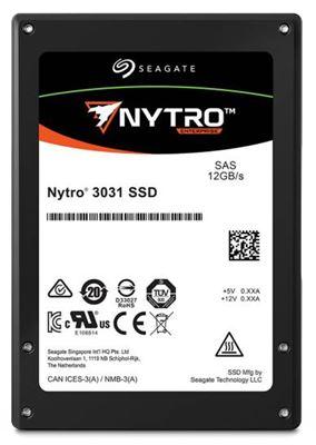 """Image sur Seagate Enterprise Nytro 3731 2.5"""" 400 Go SAS 3D eTLC (XS400ME70004)"""