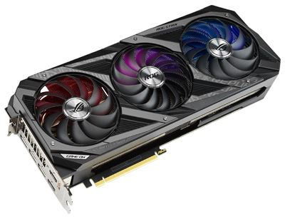 Image sur ASUS TUF Gaming NVIDIA GeForce RTX 3090 AMD 24 Go GDD ... (90YV0F90-M0NM00)