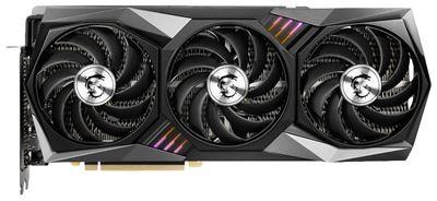 Image sur MSI carte graphique NVIDIA GeForce RTX 30 ... (RTX 3080 GAMING X TRIO 10G)
