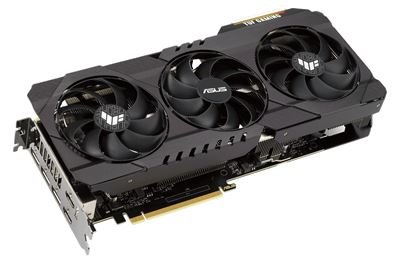 Image sur ASUS TUF Gaming GeForce RTX™ 3090 NVIDIA GeForce RTX ... (90YV0FD0-M0NM00)