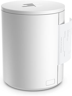 Image sur HP Engage One Prime White Receipt Printer Thermique directe P ... (4VW61AA)