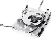 Image de HP Desktop Mini 2.5-inch SATA Drive Bay kit v2 (13L70AA)