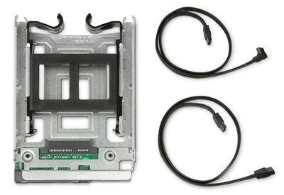 Image sur HP Compartiment pour ordinateur Midi Tower Cage disque dur (J5T63AA)