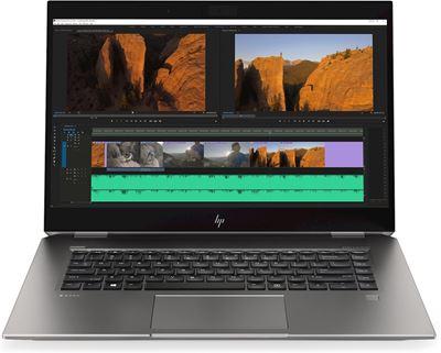 Image sur HP ZBook Studio G5 Station de travail mobile Argent 39,6 cm ( ... (4QH70EA)