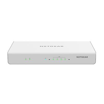 Image sur Netgear BR200 Routeur connecté 5 Gigabit Ethernet Blanc (BR200-100PES)
