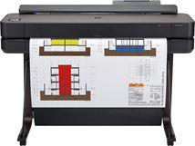 Image de HP Designjet T650 imprimante grand format Wifi A jet d'encre t ... (5HB10A)