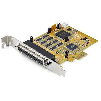 Image sur StarTech.com Carte PCI Express à 8 Ports Série RS232 - Adap ... (PEX8S1050)
