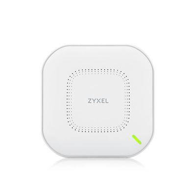 Image sur Zyxel point d'accès réseaux locaux sans fil 2400 Mbi ... (WAX610D-EU0105F)