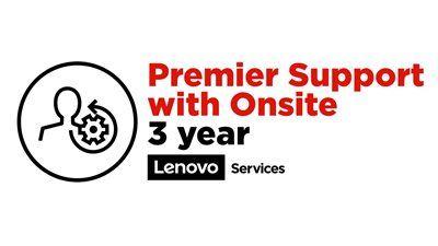 Image sur Lenovo 3 Ans Support Premier avec sur-place (5WS0V07092)
