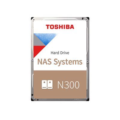 "Image sur Toshiba N300 3.5"" 8000 Go Série ATA III (HDWG180UZSVA)"