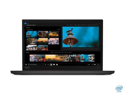 Image sur Lenovo ThinkPad E15 Ordinateur portable Noir 39,6 cm (15.6 ... (20RD001CMB)