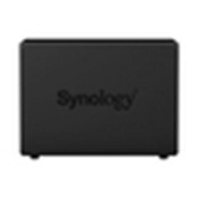 Image sur Synology Intel Celeron J4125, 2 GB DDR4 non-ECC, 2 x 2.5/3.5\ (DS720+)