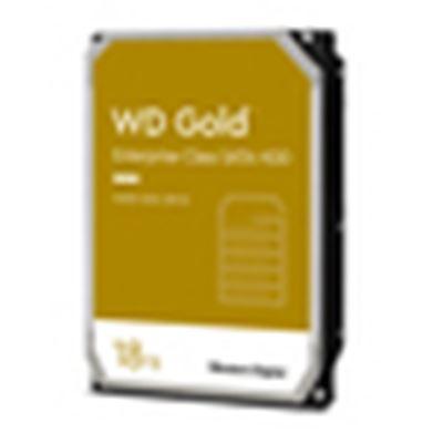 Image sur Western Digital HDD Gold 18TB SATA 512 MB 3.5\ (WD181KRYZ)
