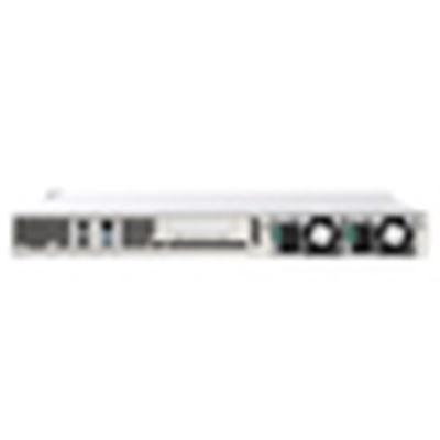 Image sur QNAP TS-453DU-RP J4125 Ethernet/LAN Rack (1 U) Noir, G ... (TS-453DU-RP-4G)