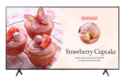 """Image sur Samsung BE43T-H 109,2 cm (43"""") LED 4K Ultra HD Panneau pl ... (LH43BETHLGU)"""