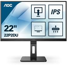 "Image de AOC P2 LED display 54,6 cm (21.5"") 1920 x 1080 pixels Full HD ... (22P2DU)"