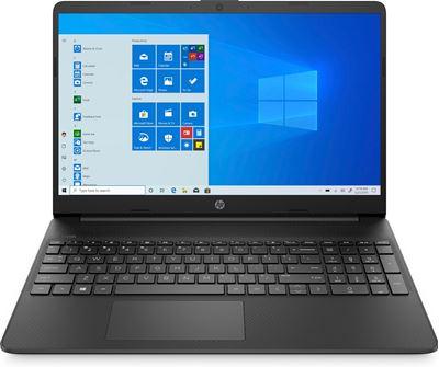 Image sur HP Notebook 15s-fq1050nb Ordinateur portable Noir 39,6 cm (15 ... (1E9S1EA)