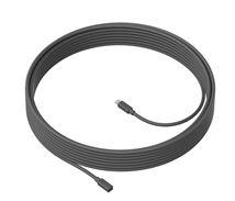 Image de Logitech MeetUp Mic Extension Cable Noir (950-000005)