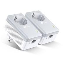 Image de TP-LINK Adaptateur réseau CPL 600 Mbit/s Ethernet/ ... (TL-PA4010P KIT V5)
