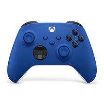 Image de Microsoft Xbox Wireless Controller Blue Manette de jeu Xbox ... (QAU-00002)
