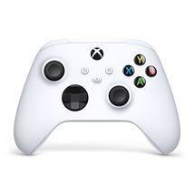 Image de Microsoft Xbox Wireless Controller White Blanc Bluetooth/US ... (QAS-00002)