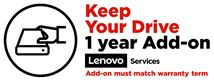 Image de Lenovo 1Y Keep Your Drive (5PS0K26189)