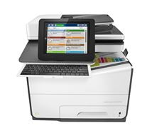 Image de HP PageWide Enterprise Color Flow 586z Jet d'encre A4 2400 x 1 ... (G1W41A)