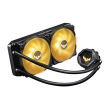 Image de ASUS TUF Gaming LC 240 RGB eau et gaz réfrigérants (90RC0091-M0UAY0)
