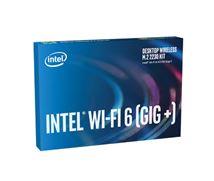 Image de Intel Kit de bureau ® Wi-Fi 6 (Gig+) (AX200.NGWG.DTK)