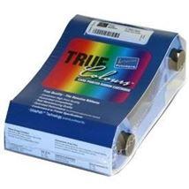 Image de Zebra TrueColours® resin red fP310f printer ribbon (800015-102)