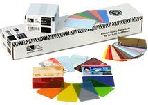 Image de Zebra Premier PVC 10 mil (500) carte de visite 500 pièce( ... (104523-210)