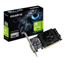 Image de Gigabyte carte graphique NVIDIA GeForce GT 710 1 Go GD ... (GV-N710D5-1GL)