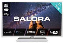 """Image de Salora MILKYWAY 32 TV 81,3 cm (32"""") HD Smart TV Wifi Blan ... (32 MILKYWAY)"""